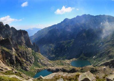 Les lacs de Melo et Capitello