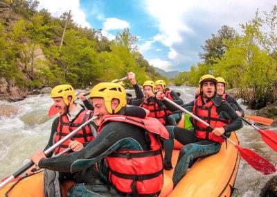Xtra rafting