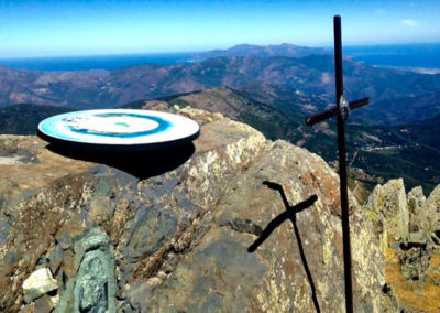La Castagniccia et le Monte San Pedrone